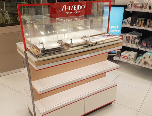 SHISEIDO – ZURICH (SWITZERLAND)